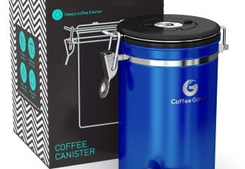 Coffee Gator Stainless Steel Container