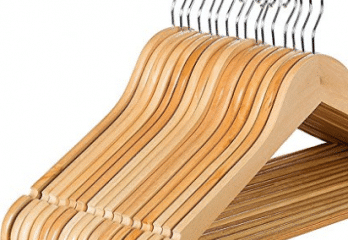Top 20 Best Wooden Hangers 2019 Reviews – Buyer's Guide