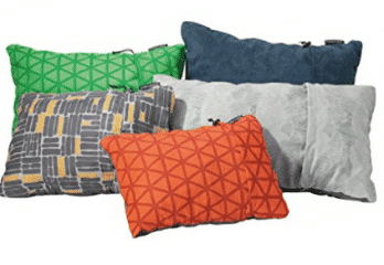 Top 10 Best Camping Pillows in 2018 Review