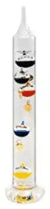 H-B DURAC Galileo Thermometer