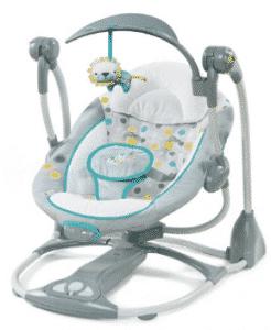 Ingenuity Convert Me Ridgedale 2-Seat Swing, Baby Swings