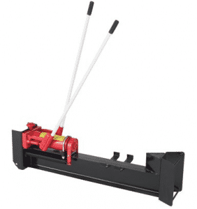 Wel-Bilt Horizontal Manual Hydraulic Log Splitter