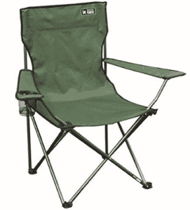 Quik Shade Quik Chair Folding Quad Camp Chair, folding chairs