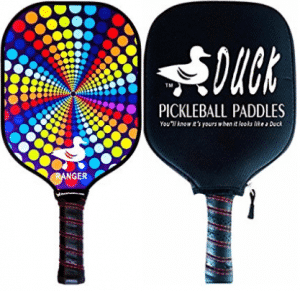 Duck Paddles Duck Ranger - Graphite Pickleball Paddle