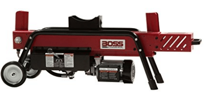 Boss Industrial ED8T20 Electric Log Splitter