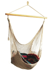 Hammocks Rada - Handmade Yucatan Hammock Chair - Natural Beige 100% Soft