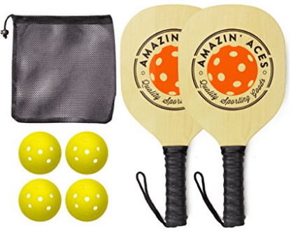 Amazin' Aces Pickleball Paddle Bundle