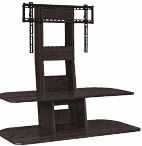 "Ameriwood Home Galaxy TV Stand with Mounts for TVs up to 65"" Wide"