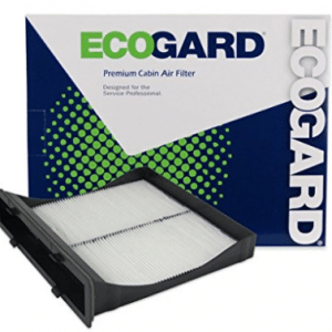 ECOGARD XC36115 Premium Cabin Air Filter Fits Subaru Forester, Cabin Air Filters