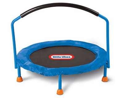 Little Tikes 3' Trampoline - Mini Trampolines