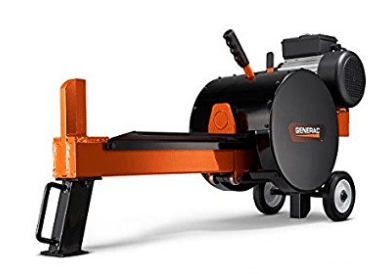 Generac K10, 10-Ton Kinetic Electric Log Splitter