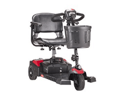 Drive Medical Scout Compact Travel Power Scooter