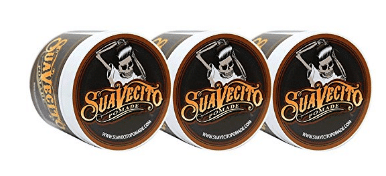 Suavecito Pomade Original Hold 4 oz Suavecito Pomades (Pack of 3)