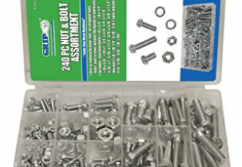Grip Nut & Bolt Assortment-Sae