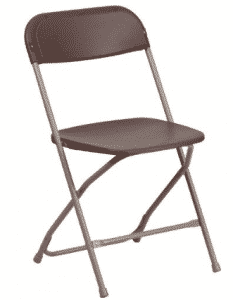 Flash Furniture Hercules Series 800-Pound Premium Plastic Folding Chairs