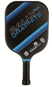 Rally NX Graphite Pickleball Paddle - Nomex Honeycomb Core & Graphite Face