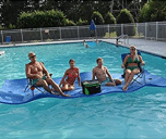 Big Joe Waterpad/Bean Pool Float