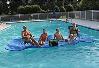 Top 13 Best Floating Water Mats Review In 2021 – A Complete Guide
