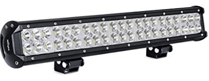 LED Light Bar Nilight 20 Inch 126w LED Work Light Spot Flood Combo Led Bar Off Road Lights