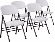 Top 9 Best Folding Chairs Review in 2019 – Buyer's Guide