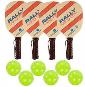 PickleballCentral Rally Meister Beginner Pickleball Paddle and Sets