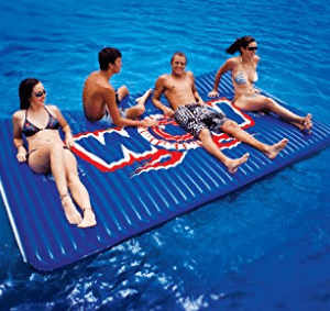 WOW World of Watersports, Inflatable Floating Water Walkway