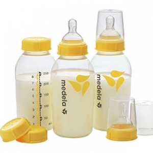 Medela Breastmilk Bottle Set, Milk Bottles