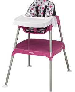 Evenflo Convertible High Chair, Baby Trend High Chairs