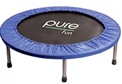 Pure Fun Mini Rebounder Trampoline, Mini Trampolines