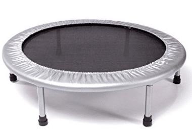 Stamina 36-Inch Folding Trampoline, Mini Trampolines