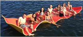 Northstar Floating Foam Party Pad