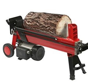 ALEKO 4-Ton Electric Log Splitter Wood Splitter Logsplitter