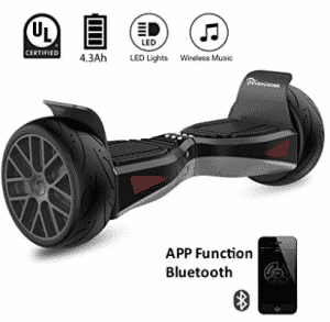 EVERCROSS Shadow Hoverboard Electric Self Balancing Scooter