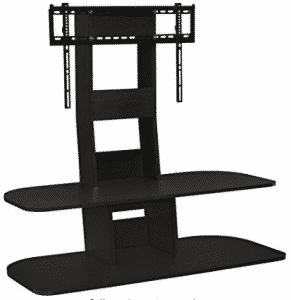 "Ameriwood Home Galaxy TV Stand with Mount for TVs up to 65"" Wide - TV Stand With Mounts"