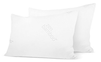 Zen Bamboo Ultra Plush Gel Pillow