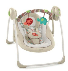 Ingenuity Cozy Kingdom Portable Swing - Baby Swings