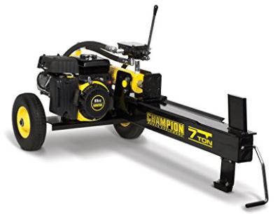 Champion 7-Ton Compact Horizontal Gas Log Splitter with Auto Return