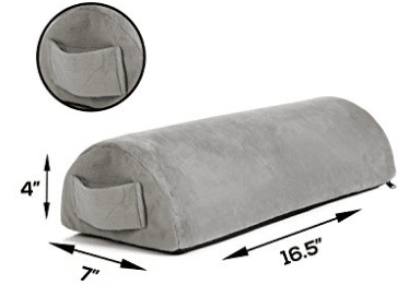 Pain Relief Memory Foam Leg Rest Cushion