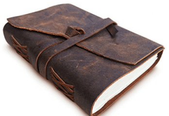 Top 10 Best Leather Notebooks in 2019 Reviews – Buyer's Guide