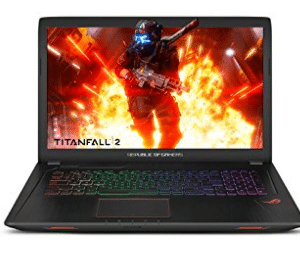 "ASUS ROG Strix GL753VD 17.3"" Gaming Laptop GTX 1050 4GB Intel Core i7-7700HQ"