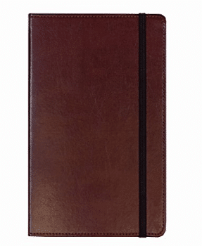 Markings by C.R. Gibson MJ5-4792 Genuine Bonded Leather Journal