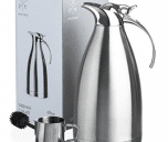 Stainless Steel Coffee Carafe - Insulated Thermal Carafe