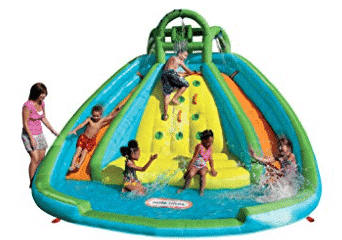 Top 9 Best Inflatable Water Slides in 2018 Review