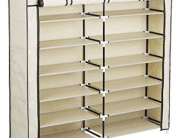 Top 10 Best Shoe Storage Cabinets in 2019 Review