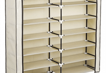 Top 10 Best Shoe Storage Cabinets in 2018 Reviews