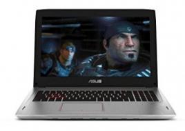 """ROG Strix GL502VM 15.6"""" G-SYNC VR Ready Thin and Light Gaming Laptop NVIDIA GTX 1060 6GB Intel Core i7"""