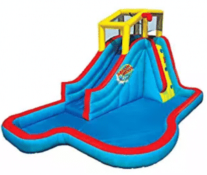 Spring & Summer Toys Banzai Slide 'N Soak Splash Park Constant Air Water Slide