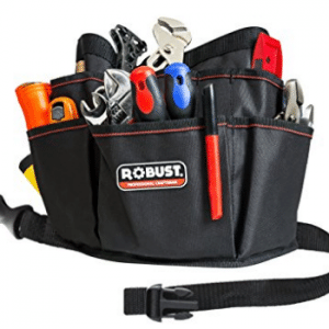 ROBUST Tool Belt Heavy Duty Workshop Tool Waist Apron