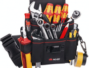 Top 10 Best Electrician Tool Belts in 2019 Review