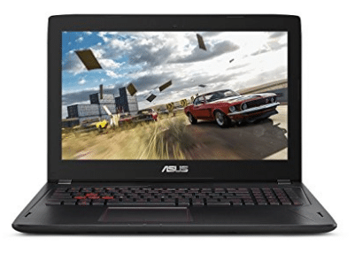 ASUS Gaming Thin and Light Laptop, 15.6-inch Full HD , Intel Core i7-7700HQ Processor